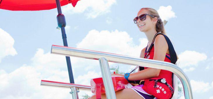 แนะนำอาชีพ Lifeguard เจ้าหน้าที่ชีวพิทักษ์