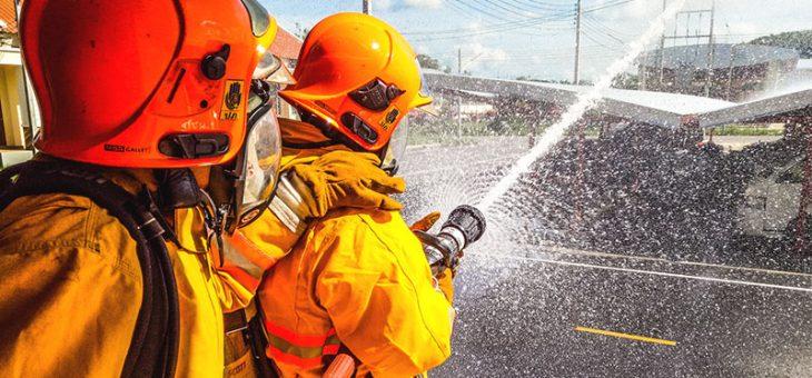 แนะนำอาชีพ เจ้าหน้าที่ป้องกันและบรรเทาสาธารณภัย