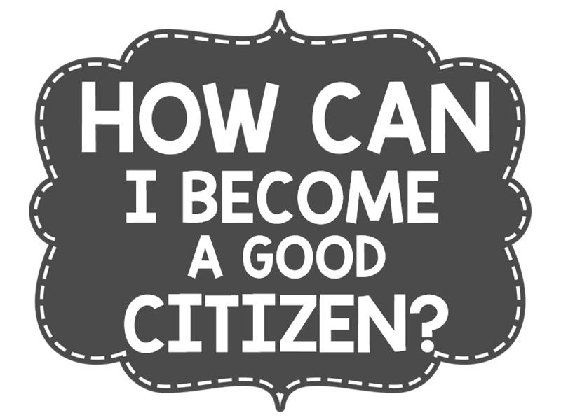 หน้าที่พลเมืองที่ดี รู้สิทธิ รู้หน้าที่ รู้กฎหมาย ต่อประเทศชาติ